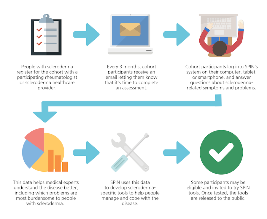 Cohort Process Infographic